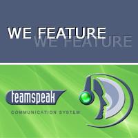 Teamspeak 3 Server Logo