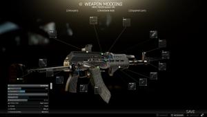 Bestes Setup für AKMS Ergonimics & Accuracy