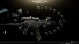 Ein Setup für AK-74N Ergonimics & Accuracy für Distanz und Nahkampf