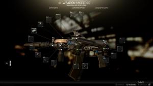 AKS-74UN stabil und schallgedämpft