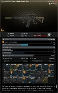 M4A1 Mechanic Mission Gunsmith Part 4