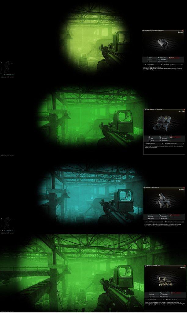 Nachtsichtgeräte Vergleich